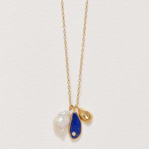 PAMELA LOVE Pilar Charm Necklace