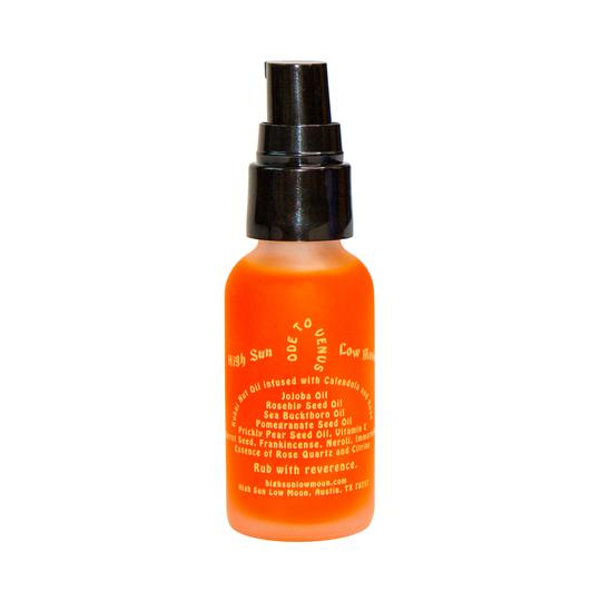 HIGH SUN LOW MOON Ode to Venus ~ Face oil