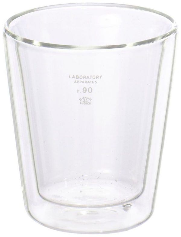 PUEBCO Double Wall Glass