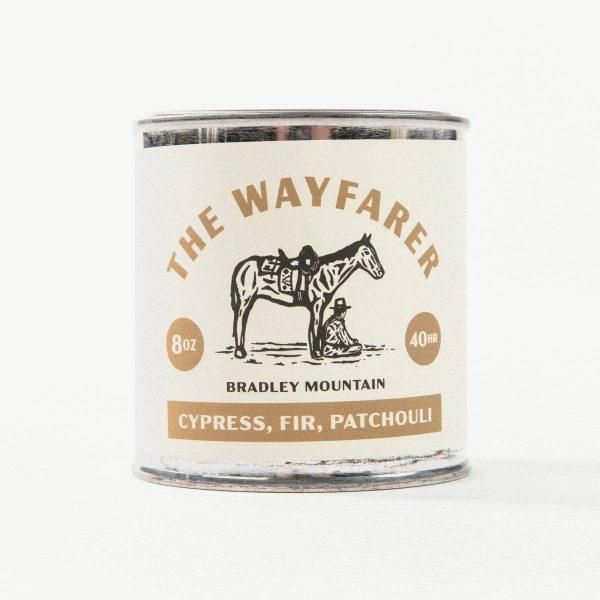 BRADLEY MOUNTAIN The Wayfarer Candle
