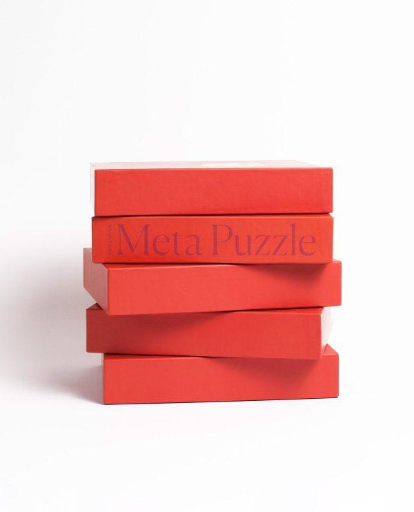 PIECEWORK PUZZLES Meta Puzzle