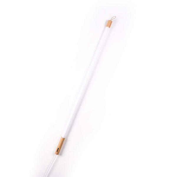 SELETTI Linea LED White Neon Lamp