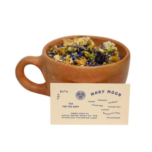 HIGH SUN LOW MOON Mary Moon ~ Tea Bath