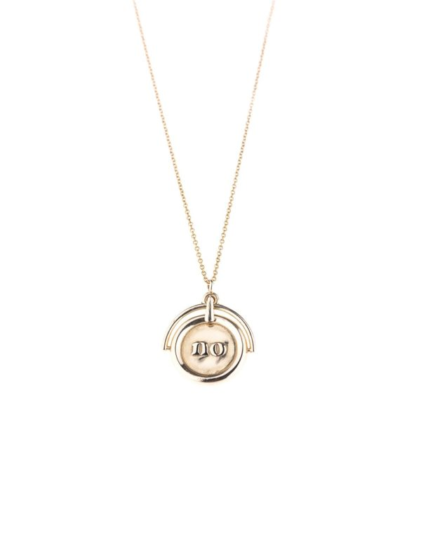 I LIKE IT HERE CLUB Decider Necklace