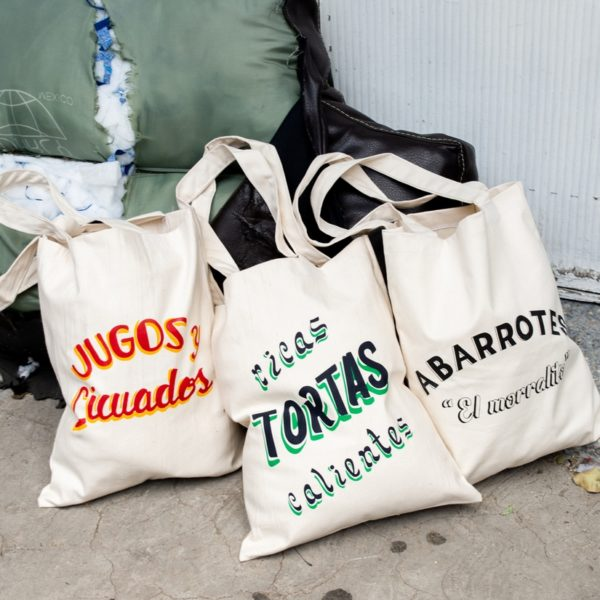 UTILITARIO MEXICANO Tote Bag