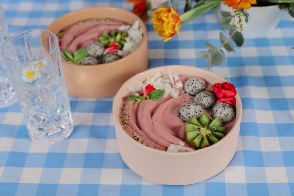 HUDSON & OAK Semi Matte Ceramic Everyday Bowls - Set of 4