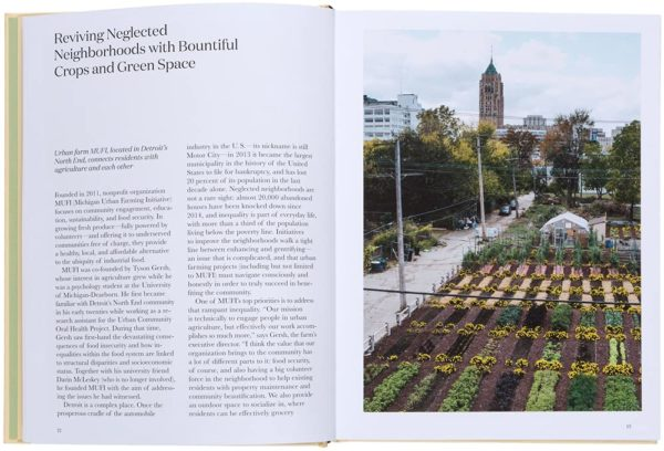 GESTALTEN Urban Farmers: The Now (and How) of Growing Food in the City - Hardcover