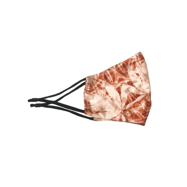 HENELLE HollyWeed Silk Scarf x Face Mask