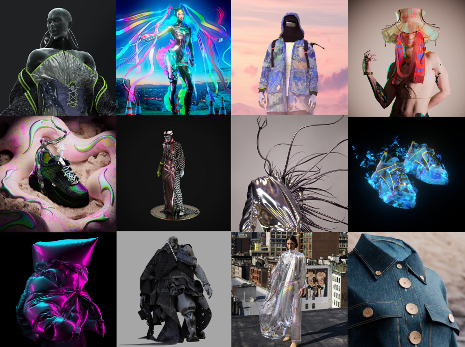#DigitalCulture   What will you wear in the Metaverse?