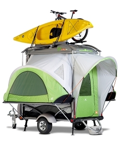 SylvanSport GO Camping Trailer