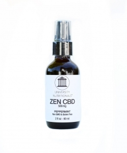ZEN CBD Sleep+Stress Relief Peppermint
