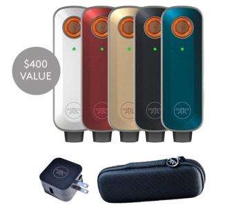 Exclusive Firefly 2 Bundle: Firefly2 + Case + Wall Adapter + Bonus Lid