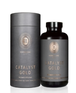 HERBALORE Catalyst Gold Superfood Supplement