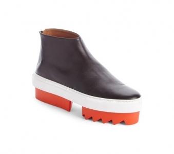 GIVENCHY 'Skate' Platform Sneaker Bootie