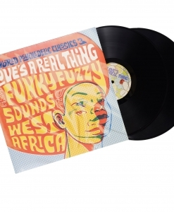 LUAKA BOP World Psychedelic Classics, vol. 3: Love's A Real Thing LP