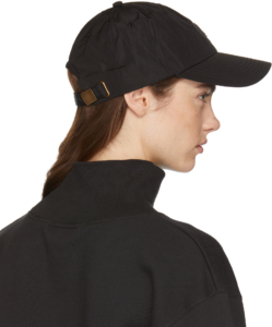 PERKS AND MINI Black Odyssey Cap