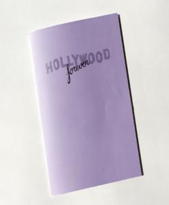 Alex Tarazón Hollywood Forever Fanzine