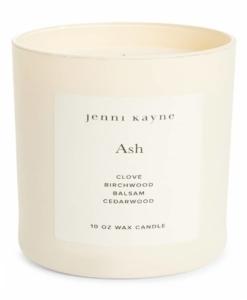 JENNI KAYNE Ash Matte Glass Candle