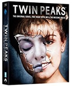 Twin Peaks: The Original Series, Fire Walk With Me & The Missing Pieces [Blu-ray]