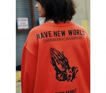 EVANLAFORET [Unisex] Print Sweatshirt