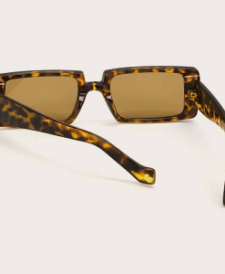 PULP Tortoise Rectangle Sunglasses