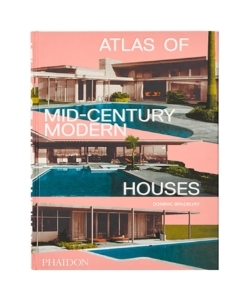 PHAIDON Atlas Of Mid-Century Modern Homes