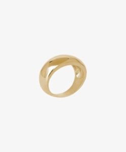 ANINE BING Bold Band Ring