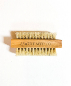 SEATTLE SEED CO Vegetable and Nail Brush