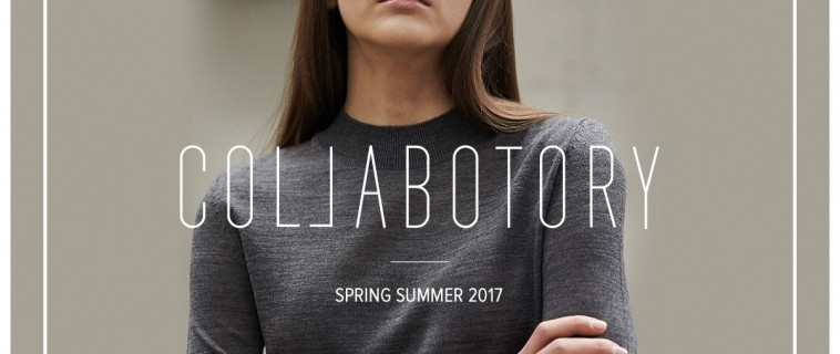#MINIMALISM: COLLABOTORY SPRING SUMMER 2017