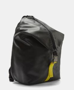 EASTPAK Wrencher Merge Folded Backpack in Black