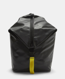 EASTPAK Wrencher Merge Folded Backpack in Black
