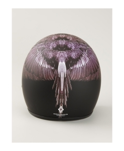 MARCELO BURLON COUNTY OF MILAN  Bird Print Helmet