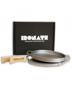 IRONATE Stovetop Pizza Oven