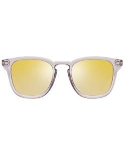 LE SPECS No Biggie Mirrored Sunglasses