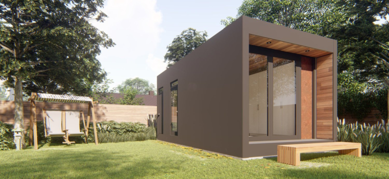 4 Shipping Container Homes You Can Order Right Now