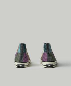 CONVERSE Ripstop Chuck 70 High Sneaker