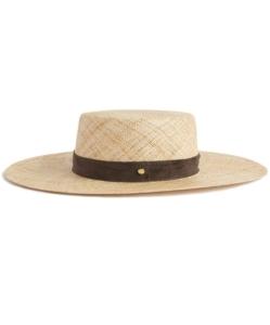 JANESSA LEONE Jade Hat