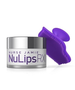 NuLips RX Moisturizing Lip Balm & Exfoliating Lip Brush