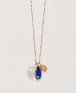 PAMELA LOVE Pilar Charm Necklace