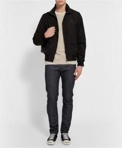 A.P.C. – Petit New Standard Slim-fit Dry Selvedge Denim Jeans – Indigo