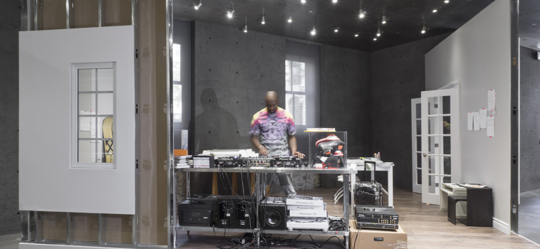 "Virgil Abloh's ""CUTTING ROOM FLOOR"" @SSENSE"