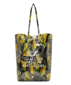 MARC JACOBS Multicolor Redux Grunge Fruit Tote