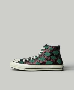 CONVERSE Sequin High Top Sneaker