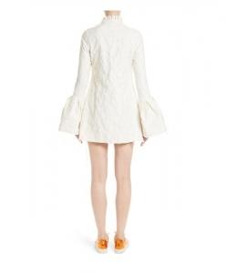 MARQUES'ALMEIDA Bell Sleeve Minidress