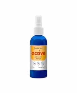 BLDG ACTIVE Antimicrobial Face Spray