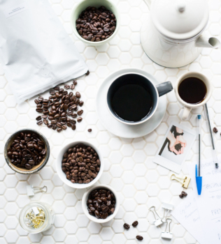 10 Innovations in Coffee