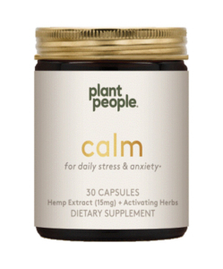 PLANT PEOPLE Calm