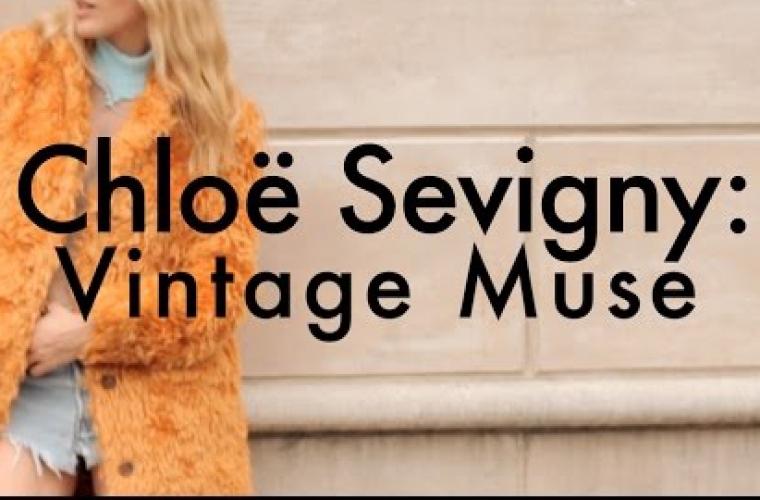 Chloë Sevigny: Vintage Muse @Vestaire Collective