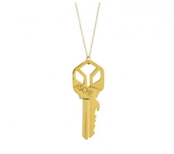 ASCHE INDUSTRIES Gold Key Clip