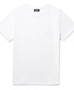 A.P.C. – Cotton-jerey T-Shirt – White